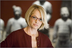 Has Ellen Barkin come this far by luck or pluck?
