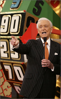 End of an era: After 35 years, Bob Barker hosts his final show Wednesday.