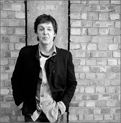 You say it's your birthday: Paul McCartney will celebrating his 65th on June 18. And he has promised to spend that time with his family.