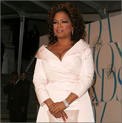 """There would be no Lion King  without South Africa. This is where the umbilical cord was first cut,"" said Oprah Winfrey."