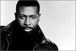 R&B singer Teddy Pendergrass suffered a spinal cord injury in 1982.