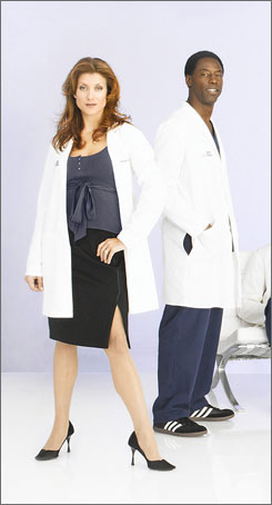 Kate Walsh heads to a spinoff series, Private Practice, in the fall, while Isaiah Washington caused an uproar with a homophobic slur.