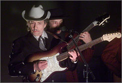 Bob Dylan, born Robert Zimmerman in Duluth, Minn., is considered one of the most influential music artists in history.