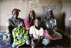 Rain in a Dry Land: The story of Arbai Barre Abdi and his Somali refugee family airs tonight.