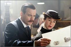Miss Potter: Renee Zellweger portrays the creator of Peter Rabbit. Ewan McGregor plays her love interest.