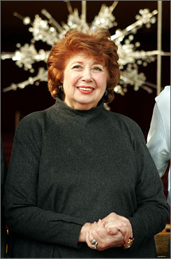 Legendary opera singer Beverly Sills is seriously ill with cancer. She's 78.