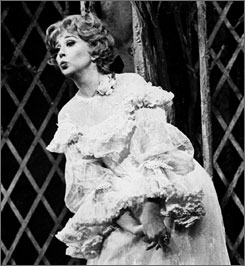 Beverly Sills, the Brooklyn-born opera diva, who was a global icon of can-do American culture has died. She was 78. 