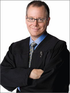 Judge David Young is throwing his gavel into the daytime courtroom fray.