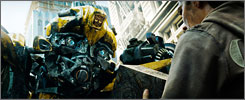 Buzz off, humans: Transformers fans want more of Bumblebee and company.