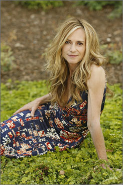 She is cable-ready: Holly Hunter stars as cop-in-crisis Grace Hanadarko in TNT's Saving Grace, which premieres July 23.