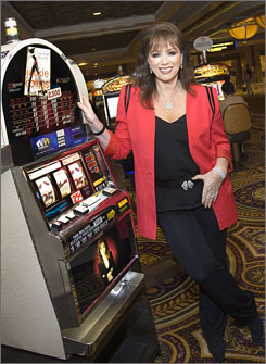 """Author Jackie Collins says she's """"seen plenty of bad behavior over the years."""""""