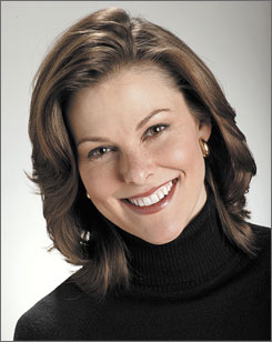 Campbell Brown had been co-host of NBC's Weekend Today since 2003 before leaving for CNN.