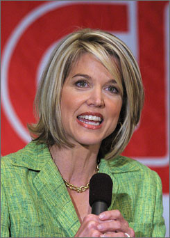 Paula Zahn has been at CNN for six years, her first day on the job coming on Sept. 11, 2001.