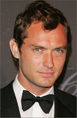 Jude Law stars in Sleuth, also featuring Michael Caine and Kenneth Branagh.