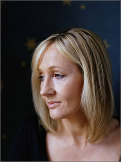 """J.K. Rowling: Does she think her spellbinding Harry Potter series will stand the test of time? """"Honestly, yes."""""""