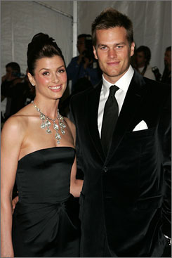 Bridget Moynahan and Tom Brady split late last year. They are expecting a child together this summer.