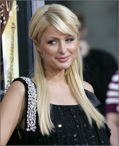 Paris sings: Hilton is set to star in a movie musical about organ harvesting called Repo! The Genetic Opera.