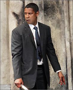 Daniel Sullivan directed Denzel Washington, shown above,  in the revival of Julius Caesar.