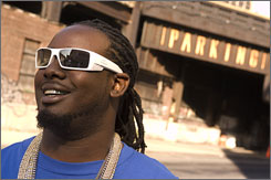 T-Pain: His hit song Buy U a Drank (Shawty Snappin') has popularized the term.