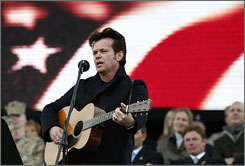 John Mellencamp founded the first Farm Aid in 1985 with the help of Willie Nelson and Neil Young.