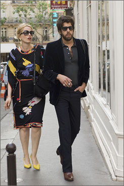 Julie Delpy and Adam Goldberg play a couple who walk, talk  and muse their way through Europe.