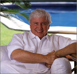 Entrepreneur: Genial host and game-show creator Merv Griffin died Sunday. He was 82.