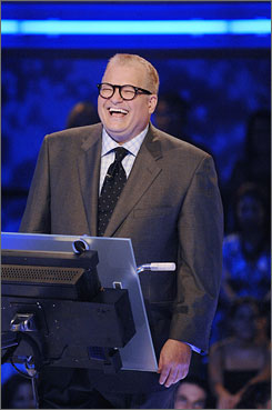 He has the Power: Drew Carey's Power of 10 game show is No. 4.