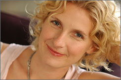 "Love sneaks up: Elizabeth Gilbert says meeting her second husband while researching her book in Bali was ""an accidental fairy-tale ending."""