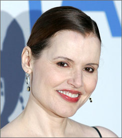 Geena Davis is suing the owners of a group that works to get fathers involved in their daughters' lives. She claims the organization used her idea for a charitable foundation and promoted it as its own.