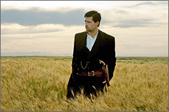 Brad Pitt: He'll star inThe Assassination of Jesse James by the Coward Robert Ford.