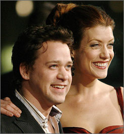 Grey's Anatomy stars T.R. Knight and Kate Walsh each did a public service announcement on behalf of the Gay & Lesbian Alliance Against Defamation. The ads start running this week.