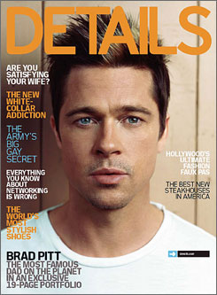"""I'm at a point where I feel like I understand what I'm doing,"" says Brad Pitt of his personal and professional life."