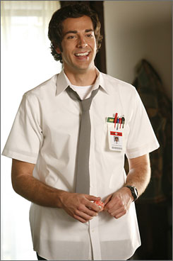Meet Chuck: Zachary Levi has the title role.