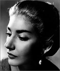 A collection of Maria Callas memorabilia will be auctioned Dec. 12.