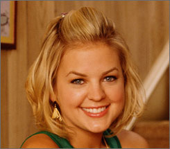 Kirsten Storms, 23, the voice of Bonnie Rockwaller on Disney's animated TV series Kim Possible, was arrested Friday for investigation of driving under the influence of alcohol.