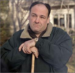 James Gandolfini: He should win for The Sopranos, too.
