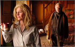 Oscar-worthy performance: Julie Christie and Gordon Pinsent.