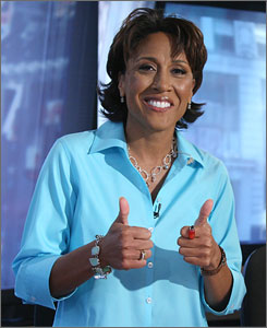 Robin Roberts, co-host of ABC's Good Morning America, underwent breast cancer surgery on Aug. 3.