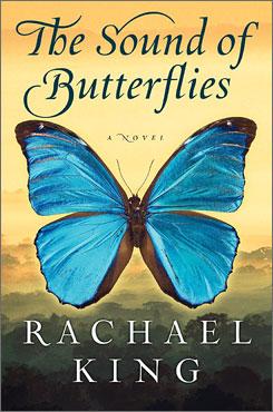 Rachael King's The Sound of Butterflies  has lush descriptions of Brazil.