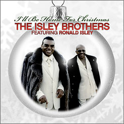 The Isley Brothers are spreading holiday cheer this Christmas.