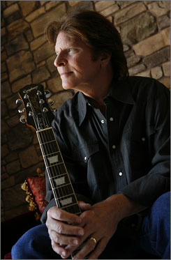He's ready to play: Creedence veteran John Fogerty, 62, releases Revival today and begins touring Nov. 2.
