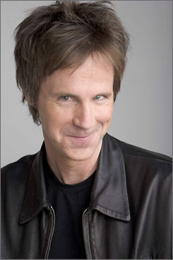 Live from Netflix, it's Saturday Night Live alum Dana Carvey.