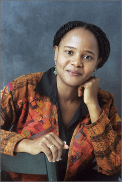 Edwidge Danticat: Her memoir Brother,I'm Dying is nominated for the National Book Award for non-fiction.