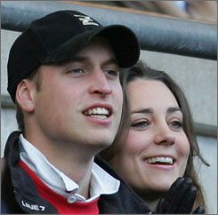 Photographs published Sunday of Prince William's girlfriend Kate Middleton have rekindled speculation that the pair will soon announce their engagement.