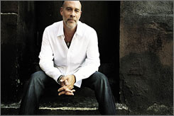 Double blow: Marc Cohn, best known for 1991's Walking in Memphis, has struggled to recover from a shooting in August 2005 and Hurricane Katrina's devastation of New Orleans later that month.