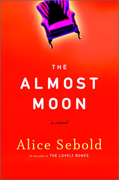 Mother issues: Alice Sebold follows The Lovely Bones with a tale of matricide.