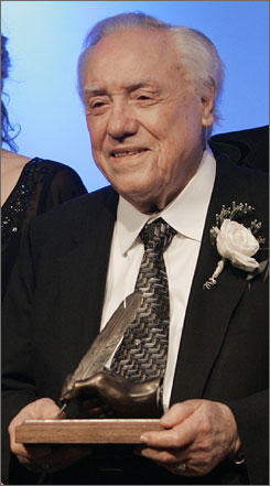 Earl Scruggs is now a member of the Nashville Songwriters Hall of Fame.