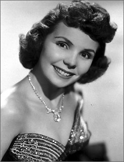 Teresa Brewer performed with jazz legends like Count Basie and Duke Ellington.