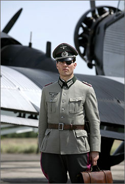 Valkyrie: Tom Cruise  plays an officer who  plotted to assassinate  Hitler in 1944.