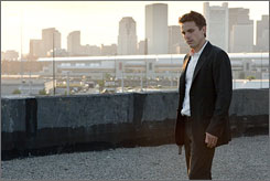 Man on a mission: Casey Affleck plays a street-smart private investigator who is looking into the kidnapping of a little girl in Boston.